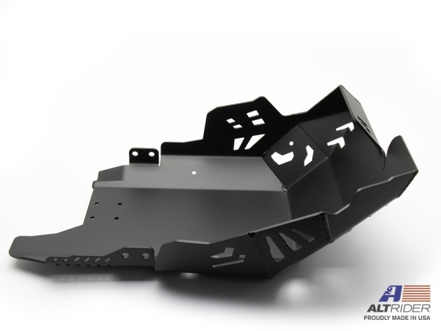 AltRider Skid Plate for the Yamaha Tenere 700 - Additional Photos
