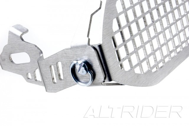 AltRider Stainless Steel Headlight Guard for the BMW F 650 / F 700 GS - Additional Photos