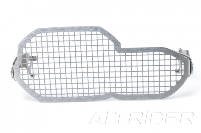 AltRider Stainless Steel Headlight Guard Kit for the BMW F 800 GS - Additional Photos