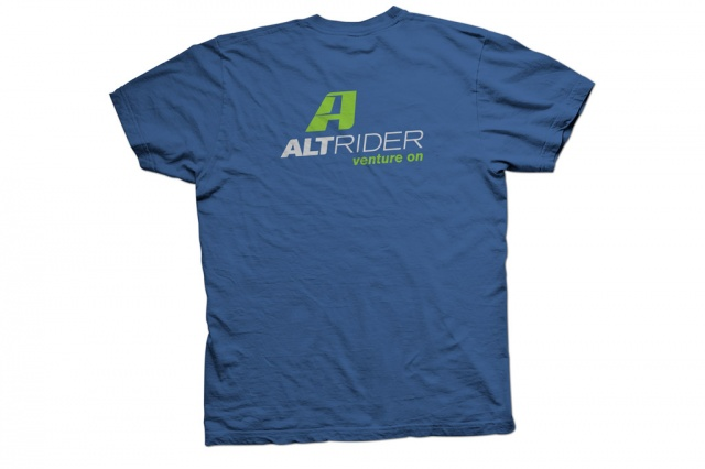 AltRider T-Shirt Loaded V-Strom - Additional Photos