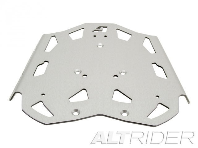 AltRider Telaietto Portaborse per Husqvarna TR650 Terra and Strada - Silver - Additional Photos