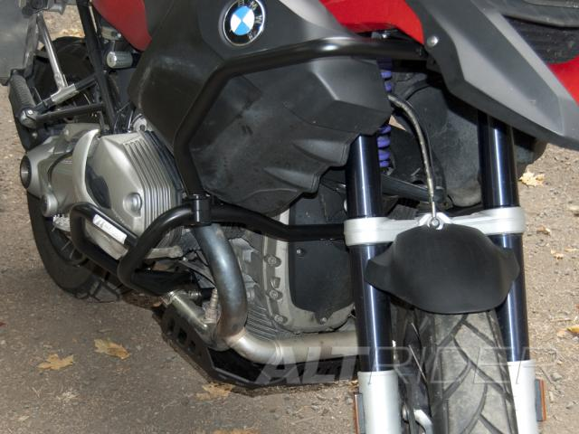 AltRider Upper Crash Bars Assembly for the BMW R 1200 GS (2008-2012) - Additional Photos