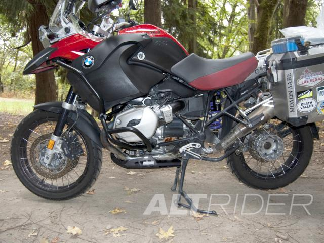 AltRider Upper Crash Bars Assembly for the BMW R 1200 GS - Additional Photos