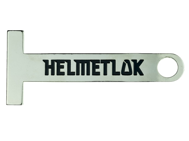HelmetLok with T-Bar - Additional Photos