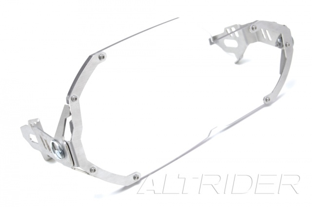 AltRider Clear Headlight Guard Kit for the BMW F 700 GS - Feature