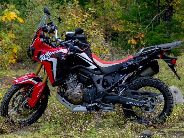 AltRider Decal Kit for the Honda CRF1000L Africa Twin - Feature