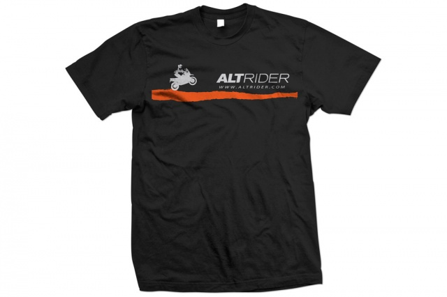 AltRider KTM T-Shirt  - Feature