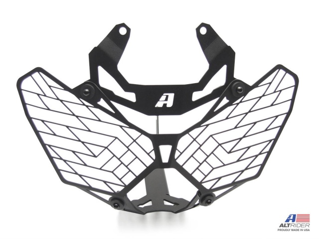 AltRider Mesh Headlight Guard for the Honda CRF1100L Africa Twin - Feature
