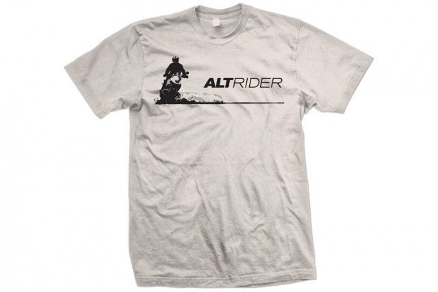 AltRider R 1200 Drift Men's T-Shirt - Feature