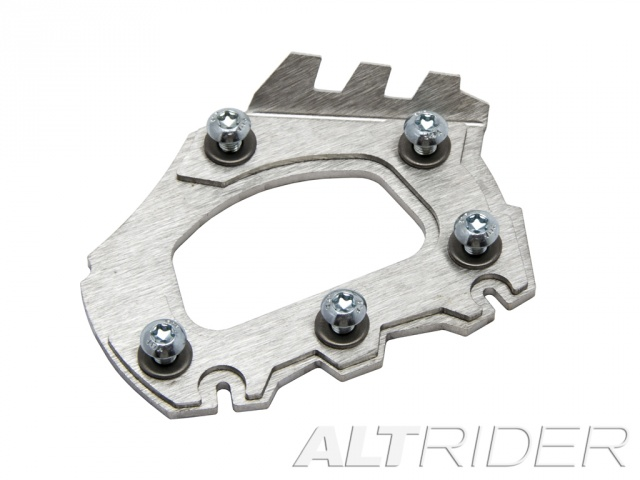 AltRider Side Stand Foot for the BMW G 650 GS - Feature