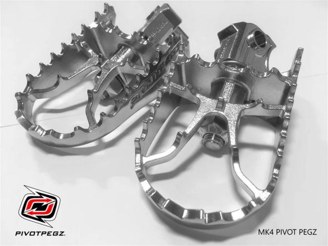 Pivot Pegz WIDE MK3 for Triumph Tiger 800 XC - Feature