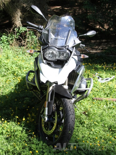AltRider Barre anti-caduta per BMW R 1200 GS Water Cooled - Installed