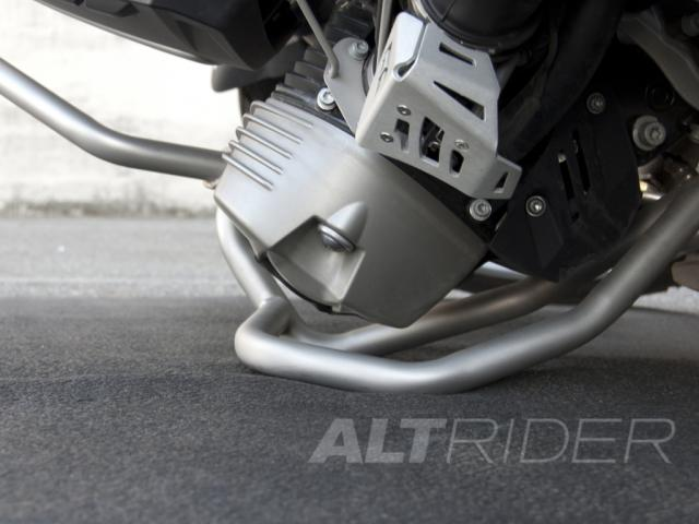 AltRider Crash Bars fur die BMW R 1200 GS - Installed