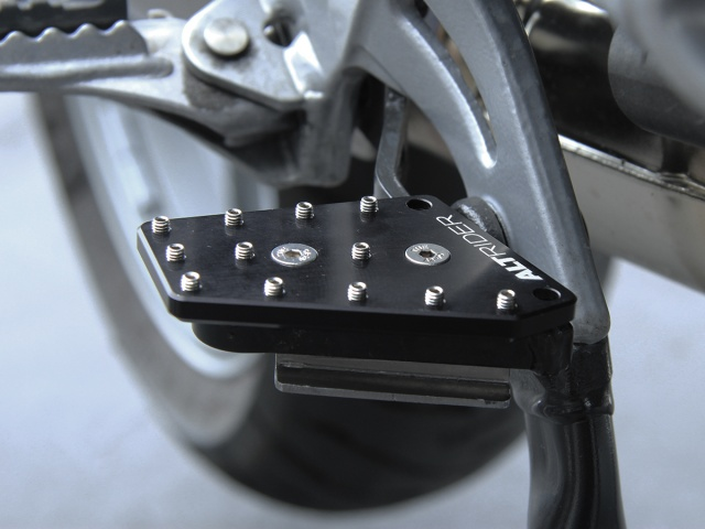 AltRider DualControl Brake System for the BMW R 1200 & R 1250 GS (2013-current) - Installed