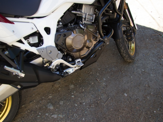 AltRider DualControl Brake System for the Honda CRF1000L Africa Twin/ ADV Sports - Installed