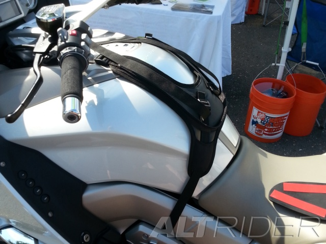 AltRider Hemisphere Tank Bag - Installed
