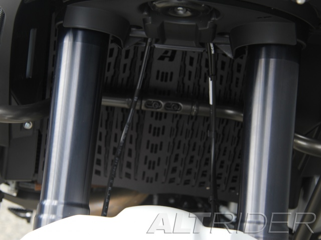 AltRider Radiator Guard for the KTM 1290 Super Adventure - Installed