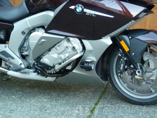 AltRider Sturzbügel für BMW K1600 - Installed