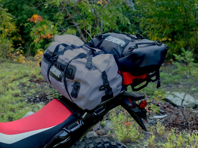 AltRider SYNCH Dry Bag - Installed