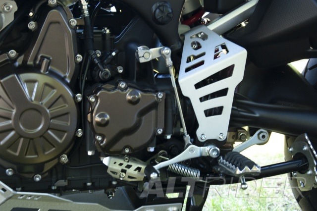 2014-current Black AltRider SU14-2-1108 Universal Joint Guard for the Yamaha Super Tenere XT1200Z