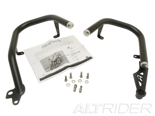 AltRider Barre anti-caduta per Triumph Tiger Explorer 1200 - Product Contents