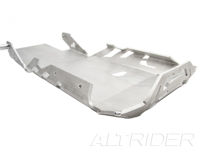AltRider Crash Bar and Skid Plate System for the BMW R 1200 GS Water Cooled - Product Contents