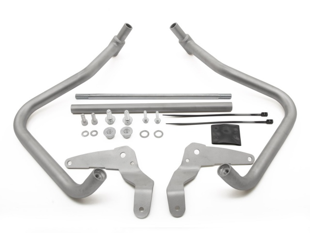 AltRider Crash Bars and Frame Slider Kit for the Ducati Multistrada 950 - Product Contents