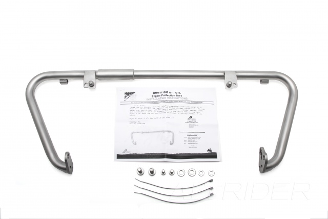 AltRider Engine Protection Bars for BMW K 1600 GT / GTL - Product Contents