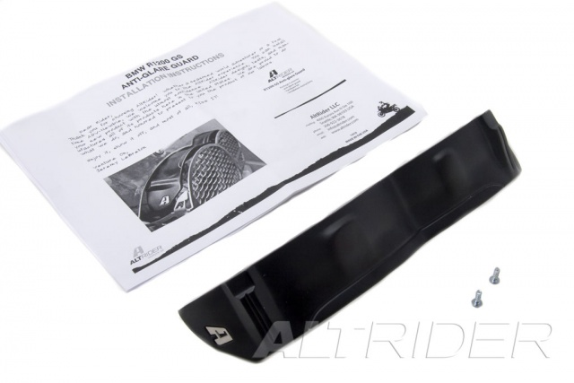 AltRider Glare Guard for the BMW R 1200 GS - Product Contents