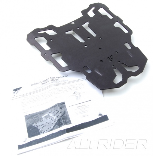 AltRider Pillion Luggage Rack for BMW R 1200 GS (2003-2012) - Product Contents