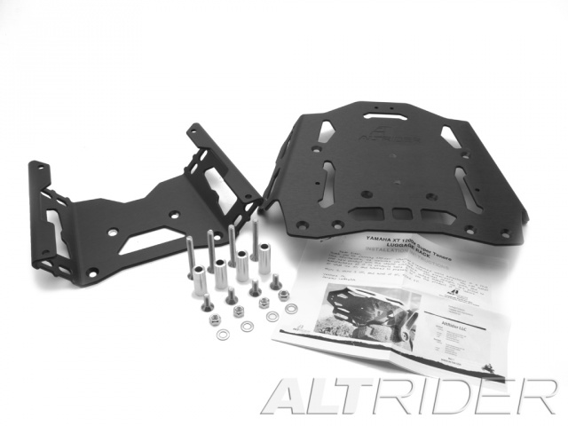 AltRider Rear Luggage Rack for Yamaha Super Tenere XT1200Z - Product Contents