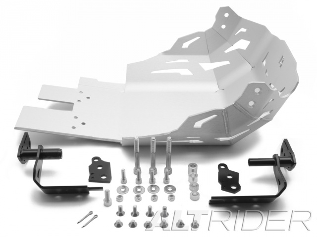 AltRider Skid Plate for the KTM 1050/1090/1190 Adventure / R  - Product Contents