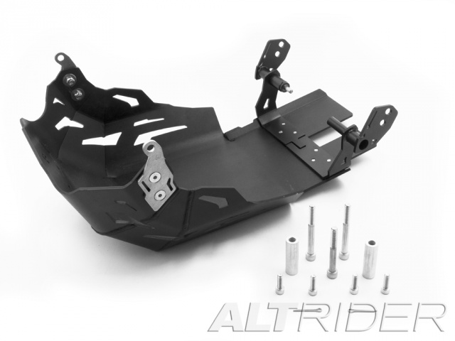 AltRider Skid Plate for the KTM 1290 Super Adventure - Product Contents