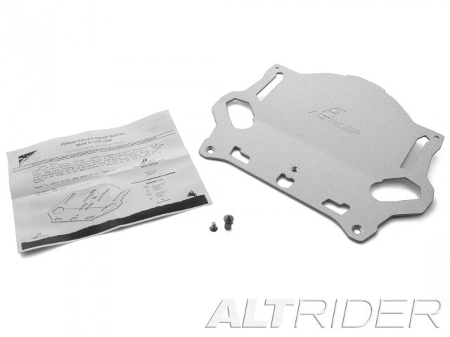AltRider Telaietto Portabagagli per BMW R 1200 GS Water Cooled - Product Contents
