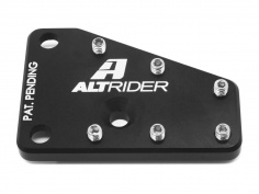 AltRider DualControl Brake Enlarger for the Suzuki DR 650 - Black - Feature