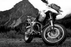 ALTRIDER Kit Adesivi per THE R 1200 GS - WHITE - Feature