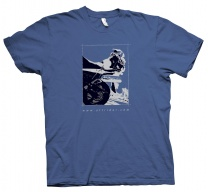 AltRider Loaded V-Strom Men's T-Shirt - Large - Feature