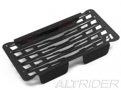 AltRider Oil Cooler Guard for the BMW S 1000 XR - Black - Feature