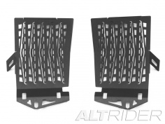AltRider Radiator Guard for the BMW R 1200 GS Water Cooled (2013-2016) - Black - Feature
