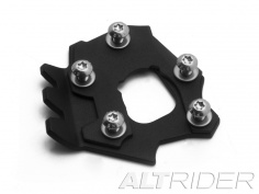 AltRider Side Stand Foot for Honda NC700X - Black - Feature