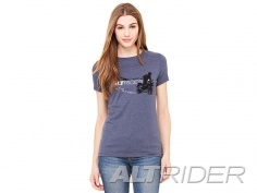 AltRider Super Tenere Women's T-Shirt - Feature
