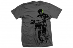 AltRider T-Shirt F 800 Throttle Up - Feature