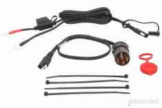 "Powerlet Cigarette Socket Battery Lead (Standard Duty 15 Amp 48"") - Feature"